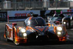 #60 Michael Shank Racing with Curb/Agajanian Ligier JS P2 Honda: John Pew, Oswaldo Negri