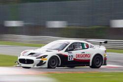 Alessandro Iazzetti, Maserati Spa, Maserati GranTurismo MC GT4