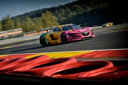 #4 Oregon Team Renault RS01: Andres Mendez, David Fumanelli