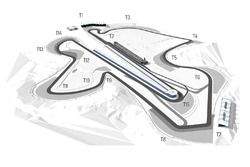 Les modifications du circuit de Sepang en 2016