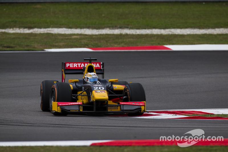 Antonio Giovinazzi, PREMA Racing