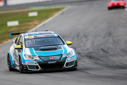 Josh Files, Honda Civic TCR