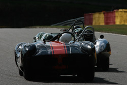 #66 Cooper Monaco (1959): Justin Maeers, Charlie Martin