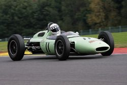 #11 Lotus 24 'BRP'(1962): Michel Wanty