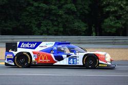 #41 Greaves Motorsport Ligier JSP2 Nissan: Memo Rojas, Julien Canal, Jakub Giermaziak