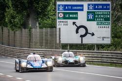 #35 Baxi DC Racing Alpine A460 Nissan: David Cheng, Ho-Pin Tung, Nelson Panciatici, #23 Panis Barthe
