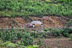 Kris Meeke prueba el Citroën C3 WRC 2017