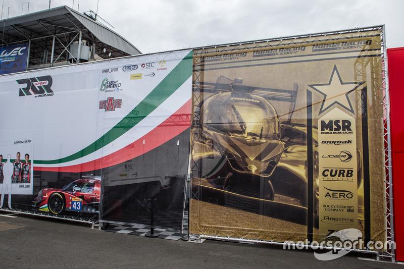 Зона Michael Shank Racing