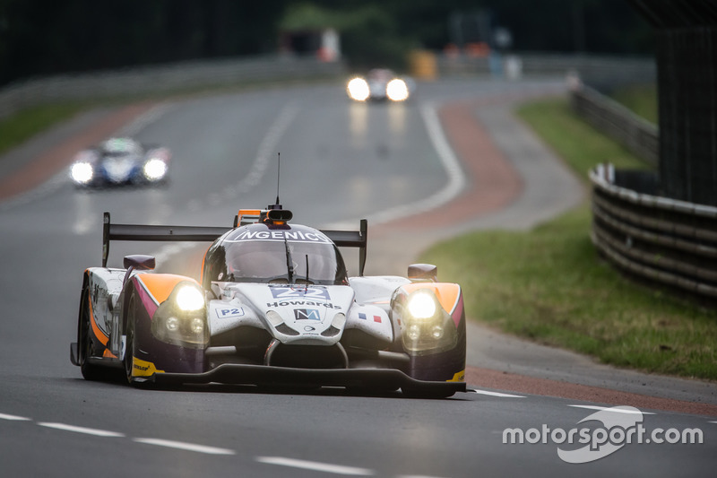 LMP2: #22 SO24! By Lombard Racing, Ligier JS P2 Judd
