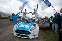 Ricardo Moura e Antonio Costa, Ford Fiesta R5