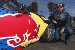 Shane van Gisbergen, Triple Eight Race Engineering Holden con una especial deriva de Holden