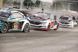 Scott Speed, Volkswagen, Joni Wiman, Honda, Sebastian Eriksson, Honda