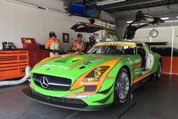 #50 Arnage Racing Mercedes SLS AMG GT3