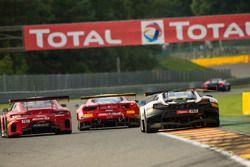 #58 Garage 59, McLaren 650 S GT3: Shane Van Gisbergen, Côme Ledogar, Rob Bell