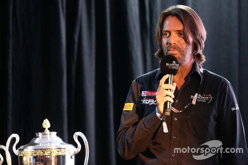 Stephane Ratel, CEO e fondatore SRO Motorsport Group