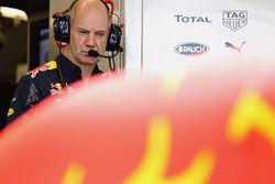 Adrian Newey, Chief Technical Officer van Red Bull Racing