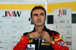 #66 JMW Motorsport, Ferrari F458 Italia: Andrea Bertolini