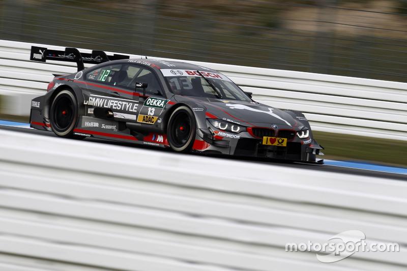 Ausfall: António Félix da Costa, BMW Team Schnitzer, BMW M4 DTM