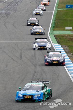 Edoardo Mortara, Audi Sport Team Abt Sportsline, Audi RS 5 DTM