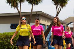 Chicas de la parrilla en Curitiba