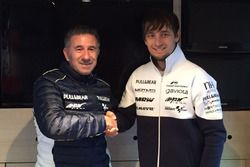 Jorge Martínez and Karel Abraham, Aspar Team