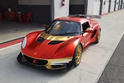 Lotus Elise Cup PB-R di Stefano d'Aste