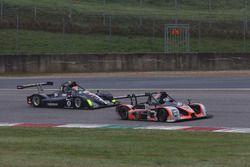 Walter Margelli, Nannini Racing, Norma-M20F-CN2 precede Davide Uboldi, Eurointernational, Ligier JS Evo 2 E CN2