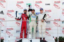 Michelin Cup, Podio Gara 3