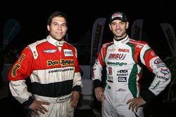 Facundo Ardusso, JP Racing Dodge y Valentin Aguirre