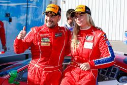Christina Nielsen, Alessandro Balzan, Scuderia Corsa