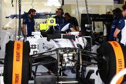 La Williams FW38 de Felipe Massa