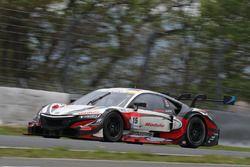 #15 Drago Modulo Honda Racing: Hideki Mutoh, Oliver Turvey