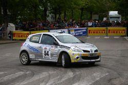 Michele Rovatti, DPD Group, Renault Clio R3C
