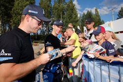 Mads Ostberg, Eric Camilli, M-Sport Ford Fiesta WRC