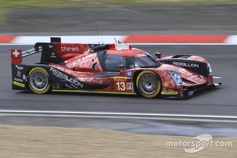 7. LMP1: #13 Rebellion Racing, Rebellion R-One AER