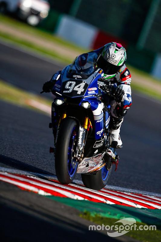 #94 GMT94 Yamaha: David Checa, Niccolo Canepa, Lucas Mahias