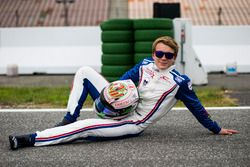 Matthew Parry, Koiranen GP, pris en photo par Alexander Albon, ART Grand Prix