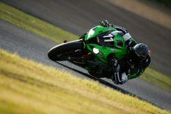 #11 SRC Kawasaki : Gregory Leblanc, Matthieu Lagrive, Fabien Foret