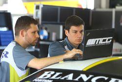 Rowe Racing ingenieros