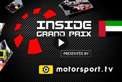 Inside GP Abu Dhabi 2016