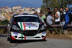 Giorgio Bernardi, Andrea Casalini,Peugeot 208 VTI R R2B, Meteco Corse