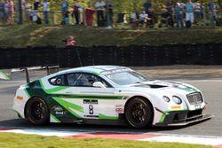 #8 Bentley Team M-Sport Bentley Continental GT3: Andy Soucek, Maxime Soulet