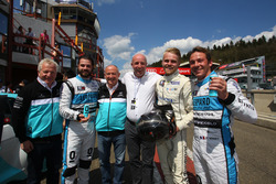 Stefano Comini, Vincent Vosse, Antti Buri, Jean-Karl Vernay, Leopard Racing
