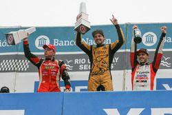 Guillermo Ortelli, JP Racing Chevrolet, Josito di Palma, Sprint Racing Torino, Matias Rossi, Donto Racing Chevrolet