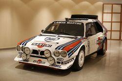 Coche de Lancia rally