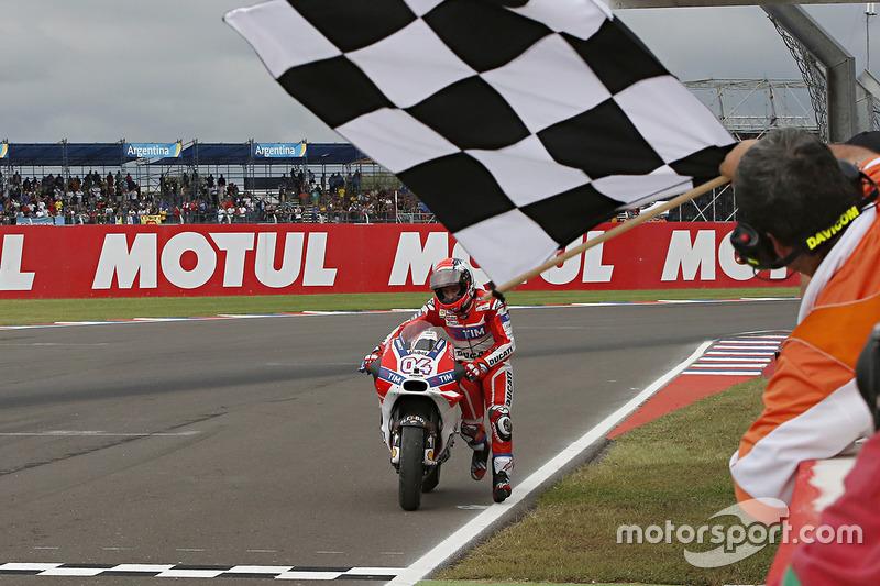 Top et flop chez Ducati