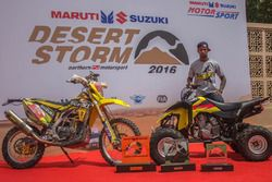 Winner Xtreme Moto: CS Santosh