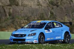 Фредрік Екбльом, Polestar Cyan Racing, Volvo S60 Polestar TC1