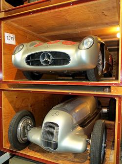 Mercedes Oldtimer Rennfahrzeuge