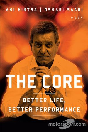 Aki Hintsa ve Oskari Saari: 'The Core – Better Life, Better Performance' kitap kapağı